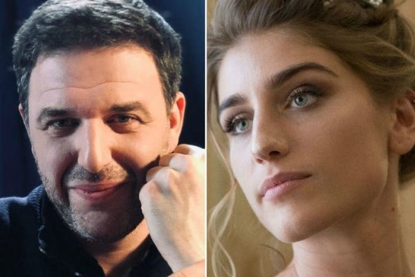 Виторган подтвердил роман с молодой актрисой