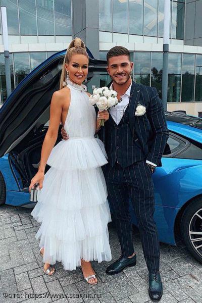 Звезды «Дома-2» Марина Африкантова и Роман Капаклы поженились