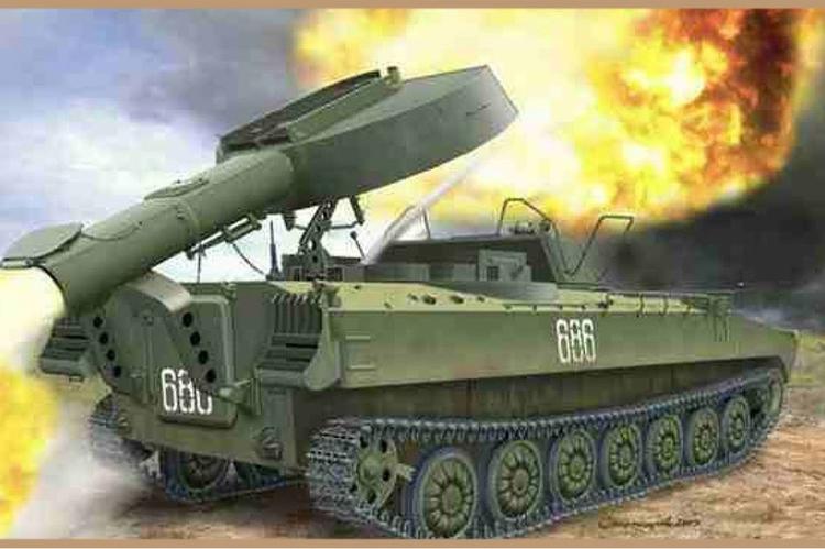 Змей Горыныч уничтожил позиции Украинской армии