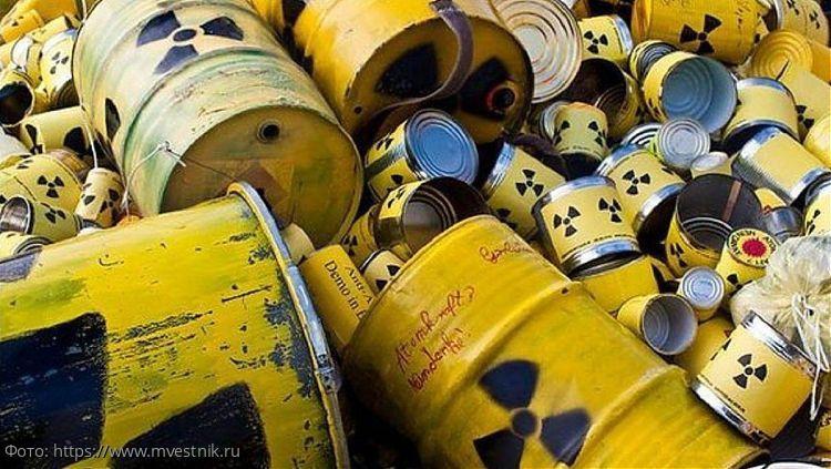 В Карском море захоронено 90% ядерных отходов времен СССР