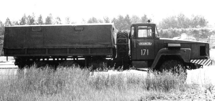 Экспериментальные вездеходы СССР, обделённые особенным вниманием