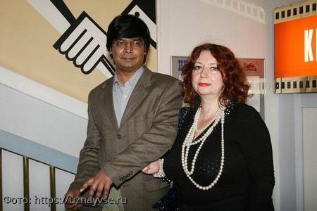 Писательница Мария Арбатова рассказала о том, как после двух браков обрела счастье с индусом