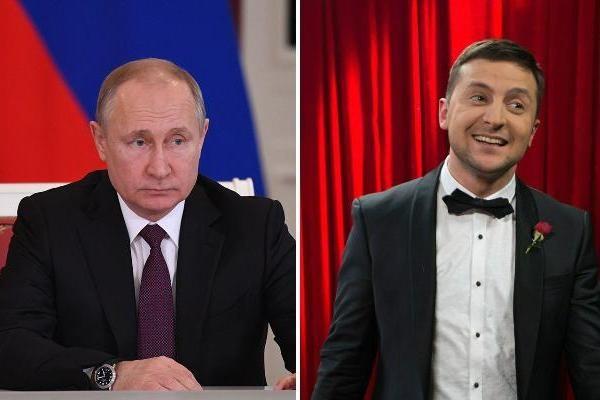 Стало известно, когда могут встретиться Путин и Зеленский
