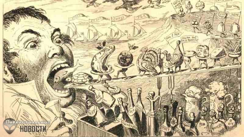 Таррар - Самый мерзкий обжора в истории | Чудо-люди | Паранормальные новости