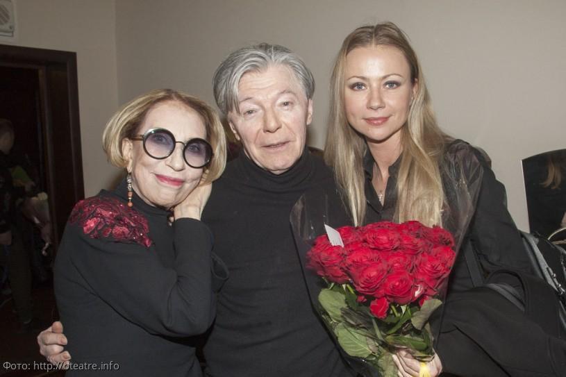 75-летняя Инна Чурикова госпитализирована в тяжёлом состоянии