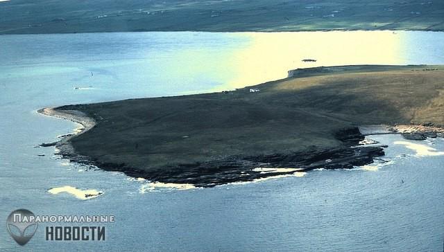 Тайны шотландского острова Эйнхаллоу | Загадочные существа | Паранормальные новости