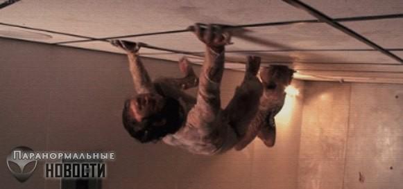 7-летняя девочка видит невидимых людей и в том числе на потолке | Привидения | Паранормальные новости