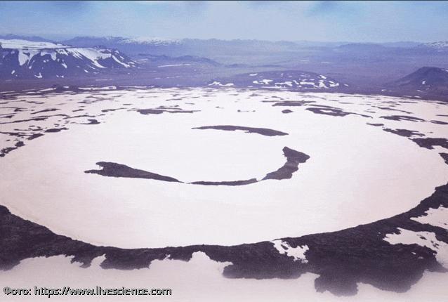 Первому леднику Исландии, погибшему в результате изменения климата, установят памятную доску