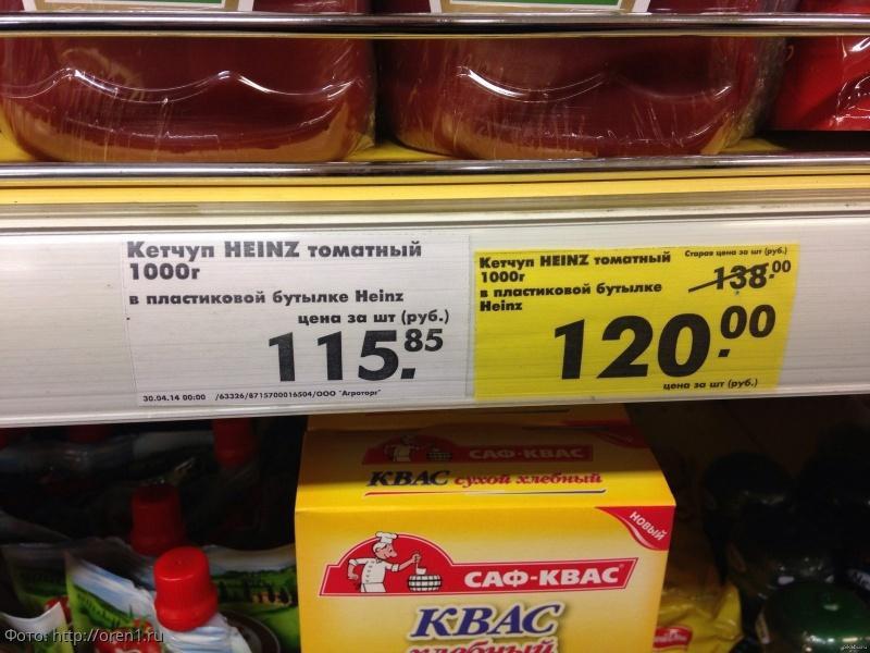 Способы обмана россиян в магазинах