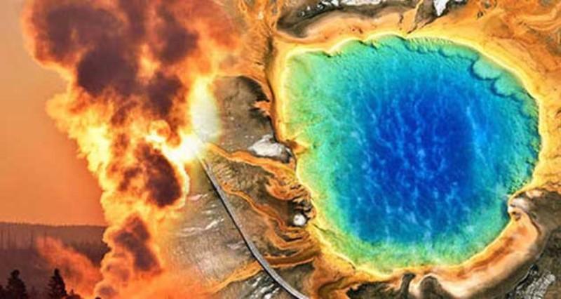Землетрясения в районе гейзера Старый Служака: Йеллоустоун готовится к паровому взрыву?