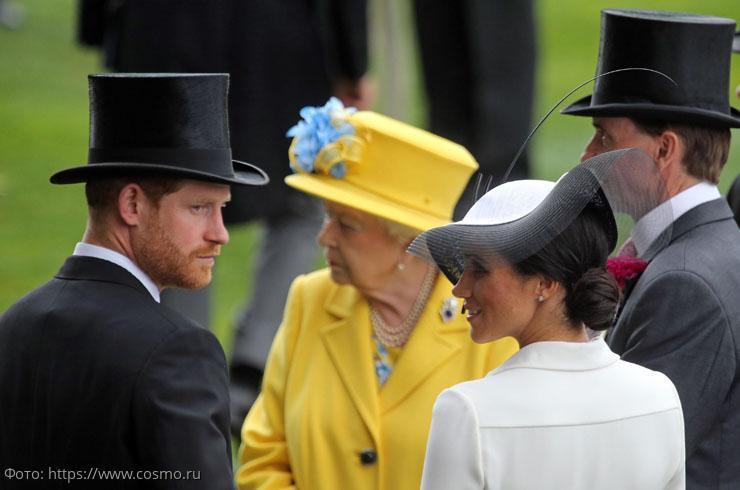 Королева Англии объявила новый запрет для Меган Маркл: никаких собак