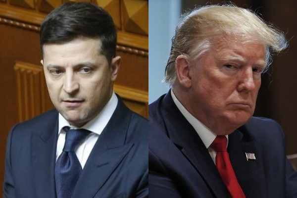 Зеленский поблагодарил Трампа за антироссийские санкции