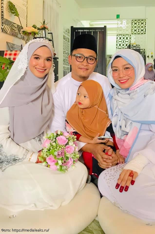 Беременная малазийка с целью заботы о муже нашла ему вторую жену
