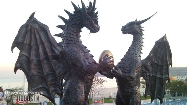 На чем основаны легенды о драконах? | Тайны истории | Паранормальные новости