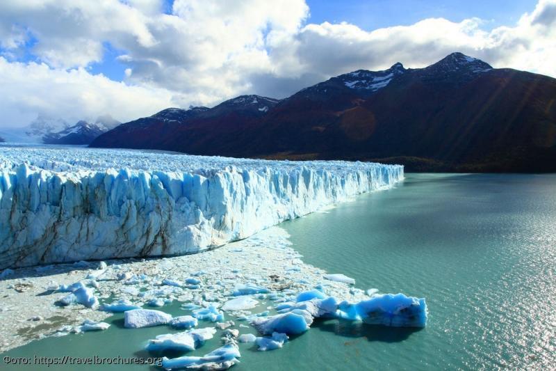 Стало известно, какие регионы России и мира уйдут под воду из-за таяния ледников