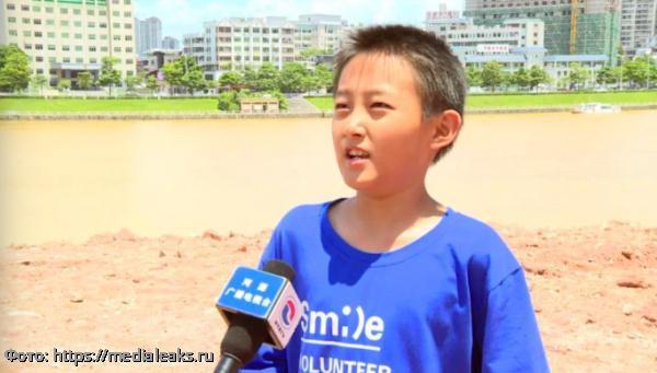 Школьник из Китая нашел яйца динозавра