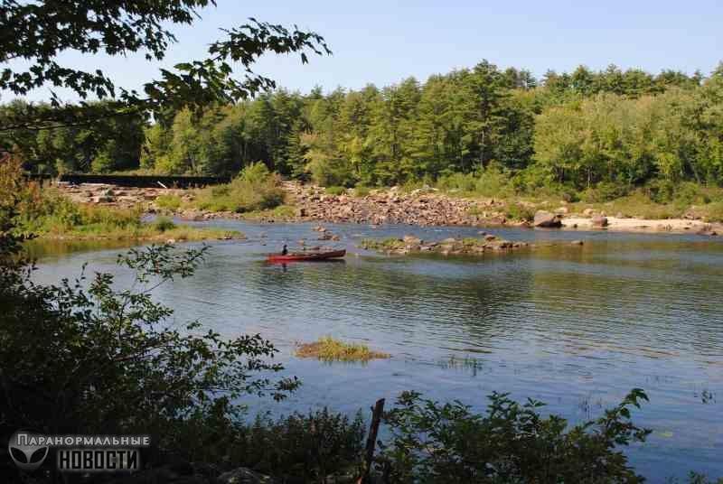 Странные истории о проклятых реках США | Аномальные зоны | Паранормальные новости