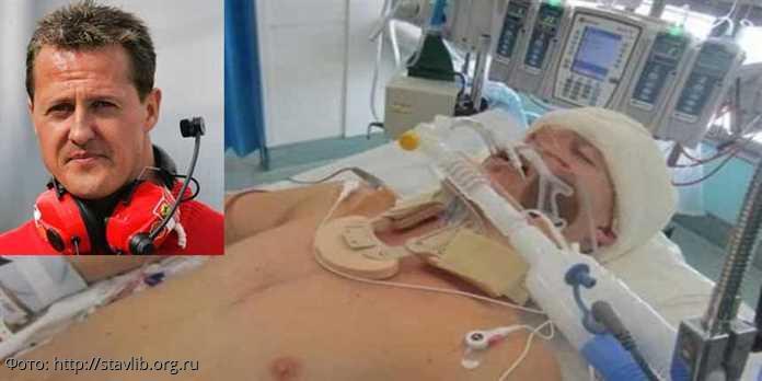 Друг Шумахера рассказал о его состоянии здоровья
