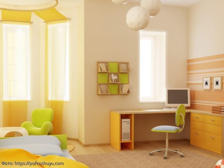 Обустройство квартиры по фен-шуй для молодой семьи с ребёнком