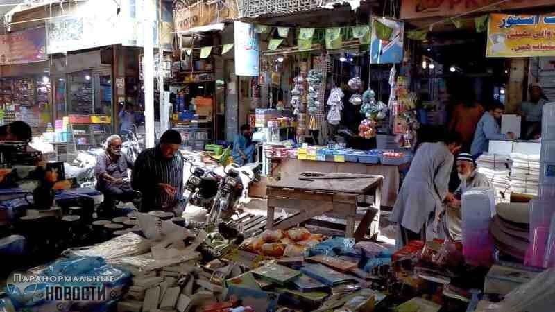 По ночам на рынке в Карачи видят чупакабру? | Чупакабра | Паранормальные новости