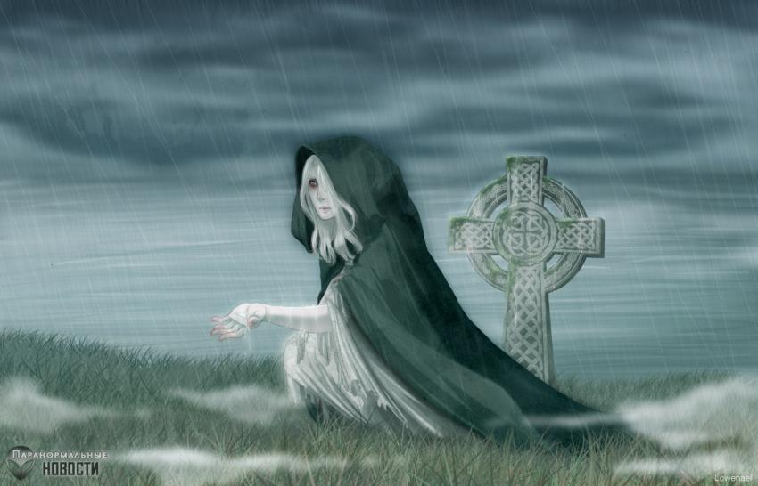 Встречи с реальными Банши - вопящими женщинами-призраками из Ирландии - Паранормальные новости