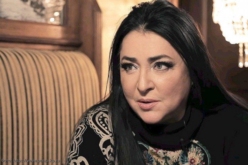 Лолита Милявская лишилась голосовых связок