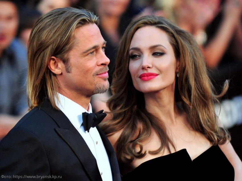 5 мифов об отношениях Анджелины Джоли и Брэда Питта
