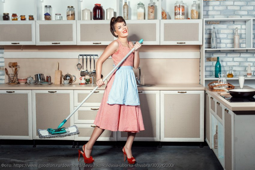 Полезные советы для девушек и женщин на кухне