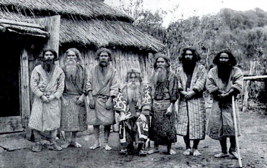 Кому выгодно отрицание древнего народа Айнов