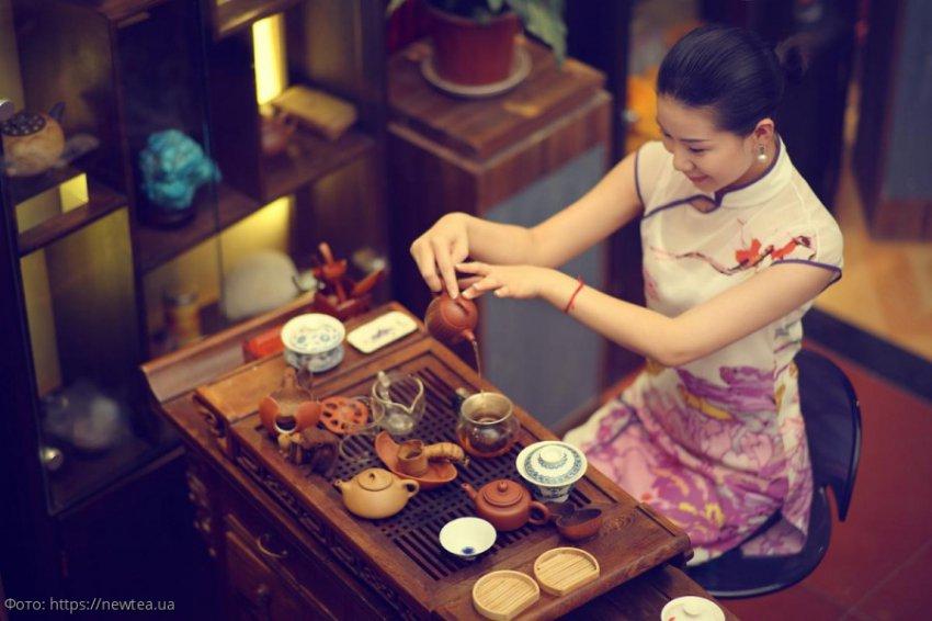 Значение и правила китайской чайной церемонии