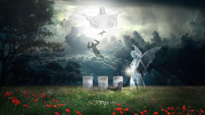 Свет в конце тоннеля и демон на груди: стало известно, что люди видят перед смертью
