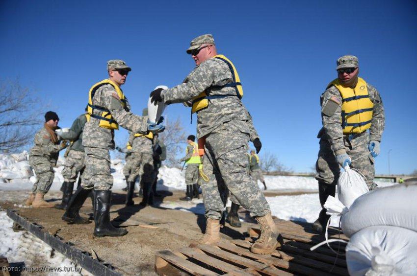В США озабочены массовым ожирением солдат