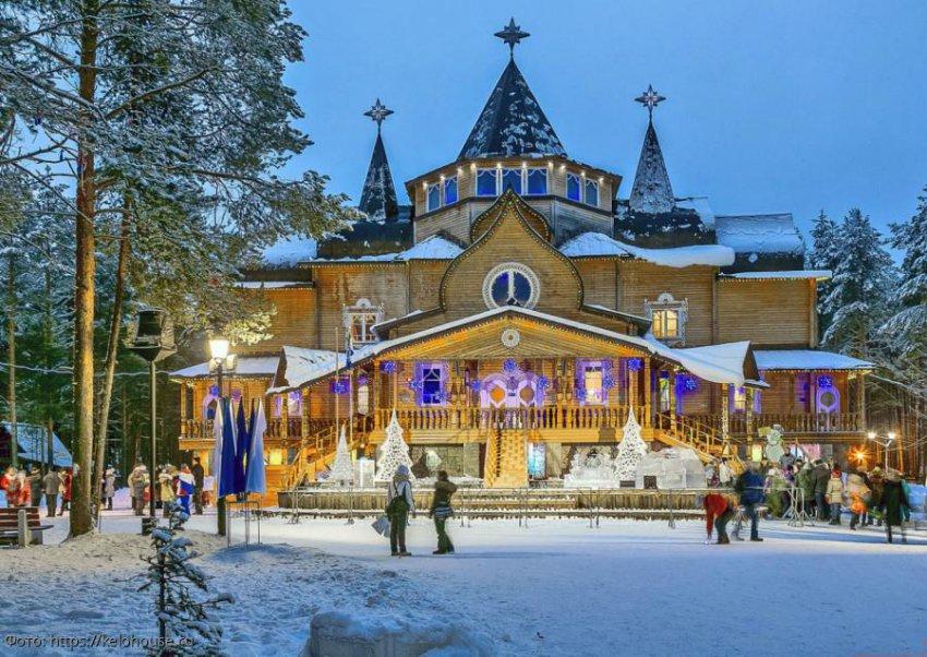 Резиденция Деда Мороза в Великом Устюге может прекратить своё существование