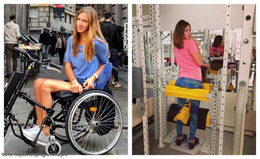 Прикованная к инвалидной коляске звезда фристайла Мария Комиссарова станет мамой во второй раз