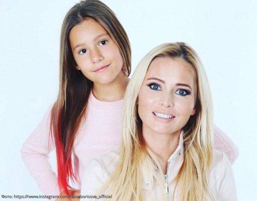 Дана Борисова поругалась с дочерью из-за лайков в соцсети