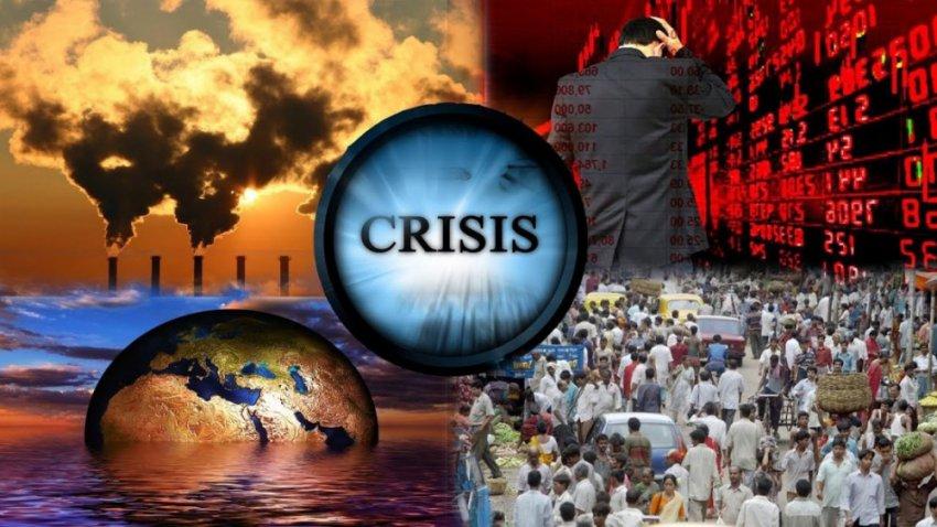 Как спасти планету, остановив экономический кризис