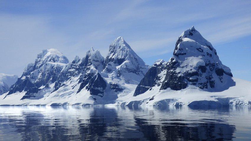 Ученые: таяние Антарктиды не прекратится, глобальная катастрофа неизбежна