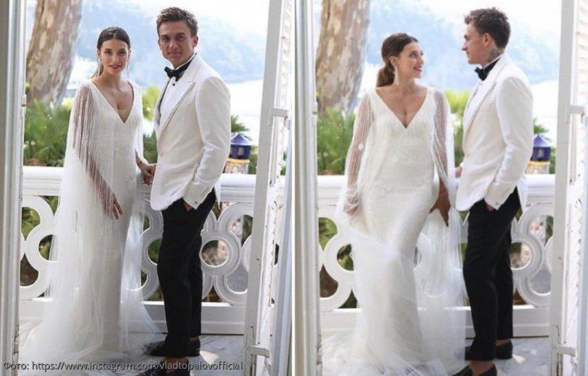 Тодоренко и Топалов потратили на свою свадьбу больше 7 миллионов рублей