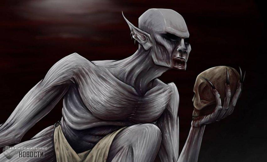 Стригой из Кринги: История хорватского вампира - Paranormal-news.ru