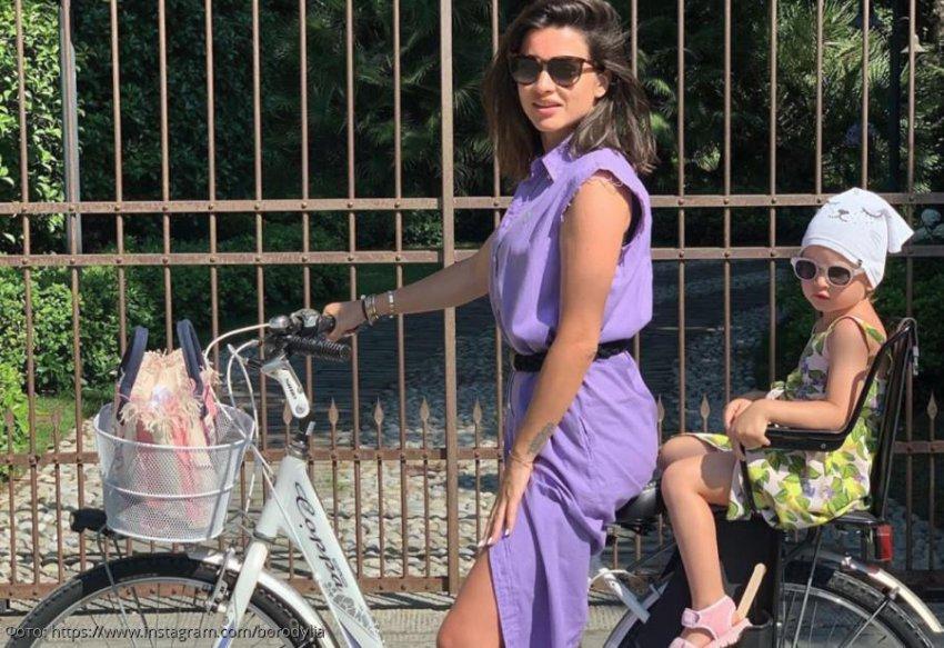 Ксения Бородина раскритиковала раздражающих ее мотоциклистов