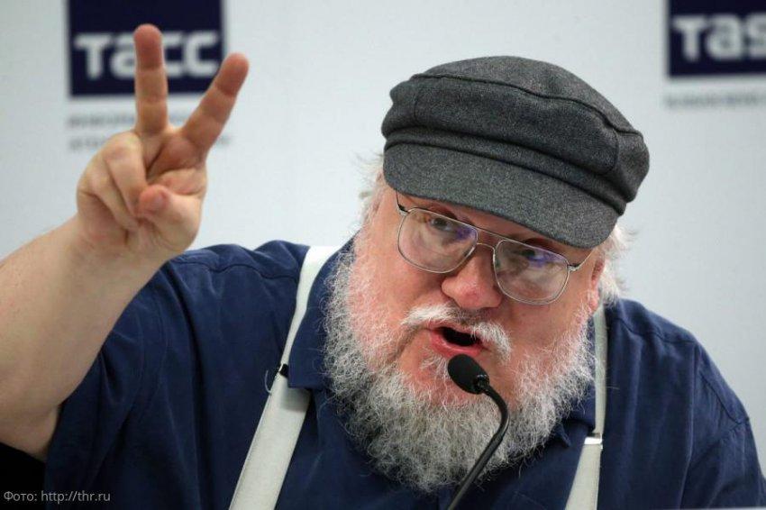 Джордж Мартин признался, что в приквеле «Игры престолов» не будет драконов, но будут лютоволки