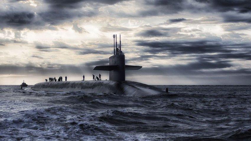 Превышение уровня радиации в 100 тысяч раз: советская подлодка фонит на дне Норвежского моря