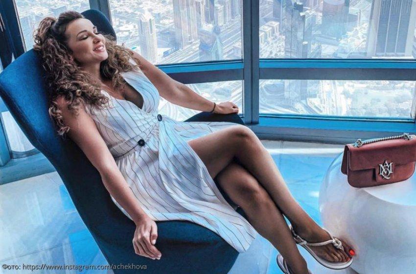 Анфиса Чехова рассказала о своей борьбе со стереотипами