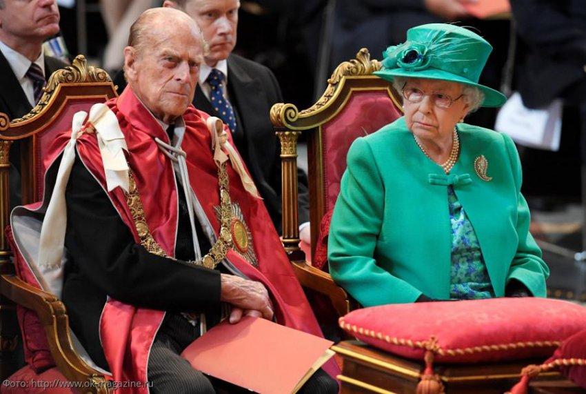 Неизвестный мужчина пытался проникнуть в спальню Елизаветы II