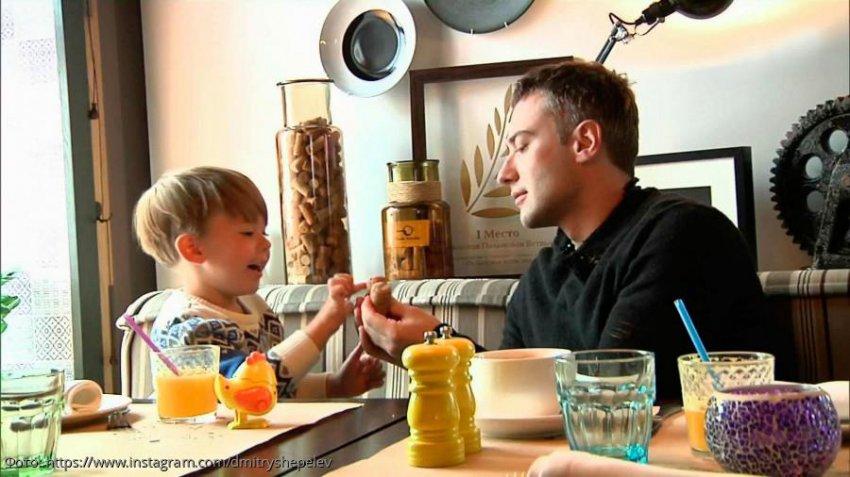 Дмитрий Шепелев назвал главные правила путешествия с ребенком
