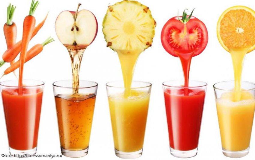 Французские ученые выявили связь между употреблением натуральных соков и развитием рака