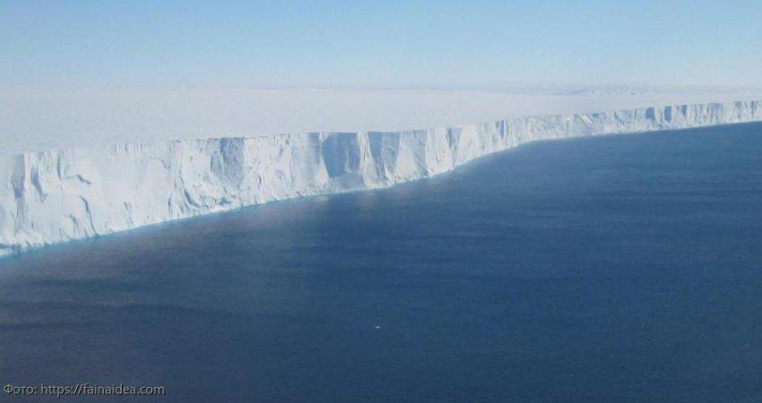 Ученые NASA прогнозируют глобальную катастрофу из-за таяния ледника в Антарктиде