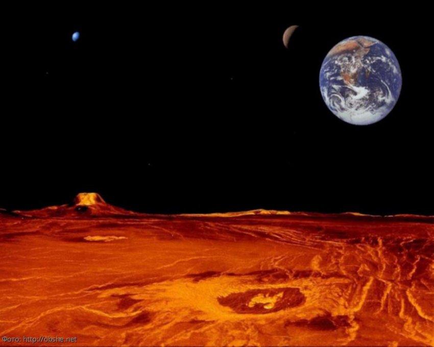 На Марсе заметили странный объект, напоминающий парящую в небе живую птицу