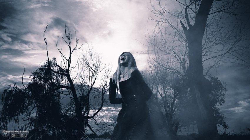 Встречи с реальными Банши - вопящими женщинами-призраками из Ирландии - Paranormal-news.ru