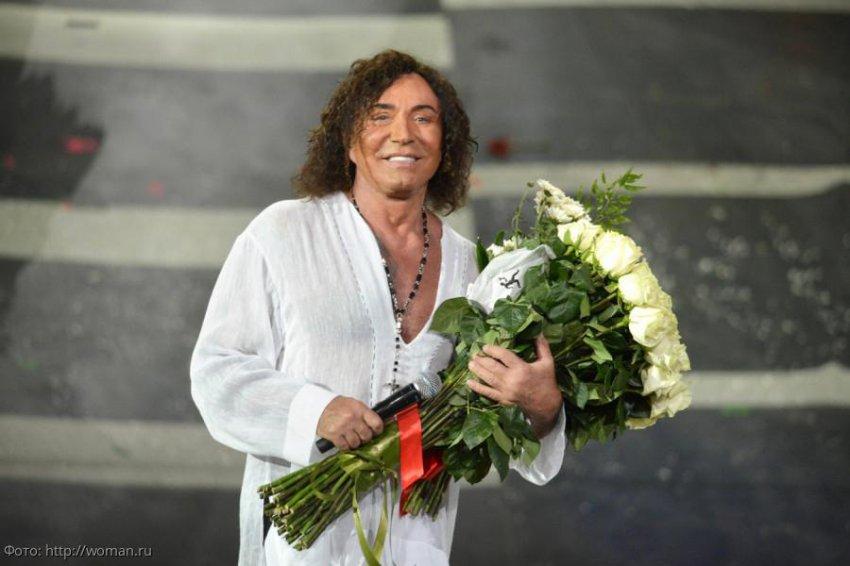 Валерий Леонтьев завершил карьеру, дав последний концерт на «Славянском базаре»